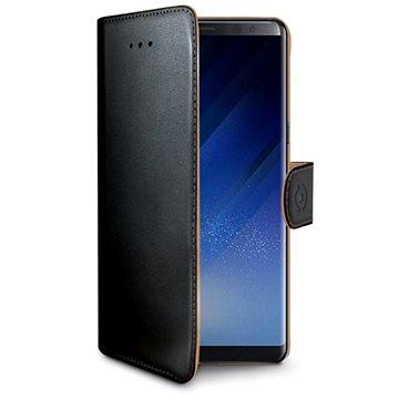 CELLY Wally pro Samsung Galaxy Note8 černé (WALLY674)