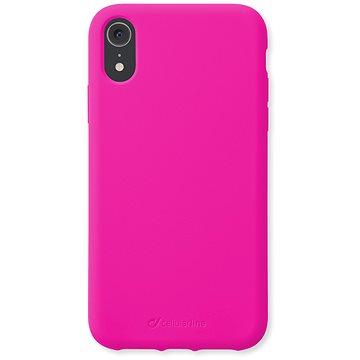CellularLine SENSATION pro Apple iPhone XR růžový neon (SENSATIONIPH961F)