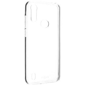 FIXED Skin pro Motorola Moto E6s 2020 0.6 mm čiré (FIXTCS-536)