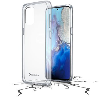 Cellularline Clear Duo pro Samsung Galaxy S20 (CLEARDUOGALS11ET)