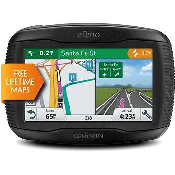 Garmin zumo 395 Lifetime Europe45 (010-01602-10)