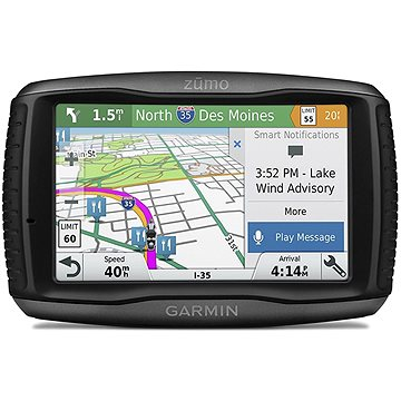 Garmin zumo 595 Lifetime Europe45 (010-01603-10)
