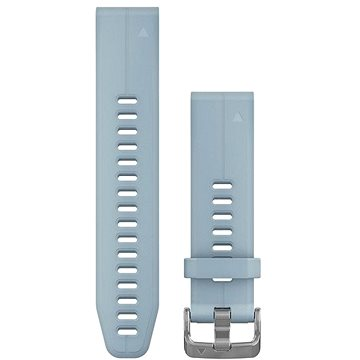 Garmin QuickFit 20 silikonový světle šedý (010-12739-03)