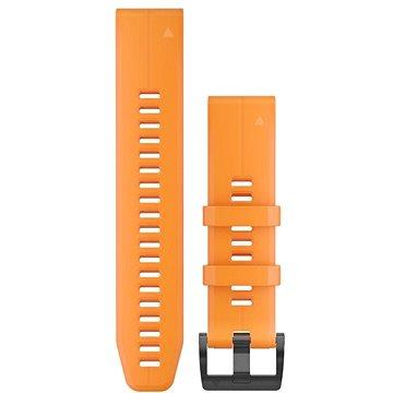 Garmin QuickFit 22, oranžový (010-12740-04)