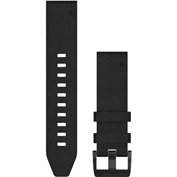 Garmin QuickFit 22, kožený černý (010-12740-01)