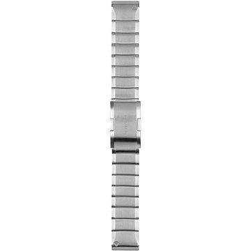 Garmin QuickFit 22, ocelový, světle šedý (010-12496-20)
