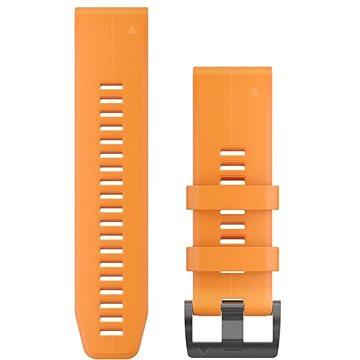 Garmin QuickFit 26 silikonový oranžový (010-12741-03)
