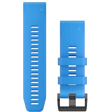 Garmin QuickFit 26 silikonový modrý (010-12741-02)