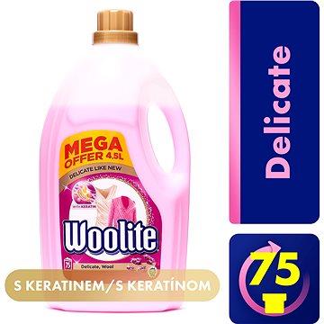 Woolite Extra Delicate 3 l + 50% extra, 75 praní + ZDARMA Dárek VANISH prášek 30 g
