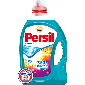 Persil gel Expert color 40 dávek 2,92 l + ZDARMA Prací gel PERSIL 360° Complete Clean Power Gel 73 ml ( 1 praní)