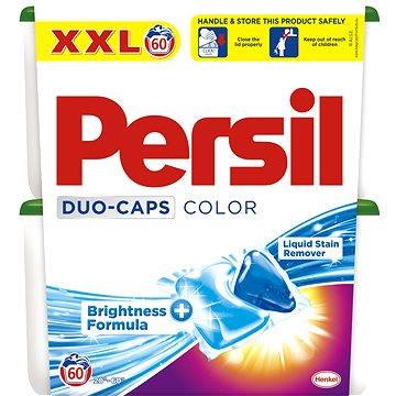 Persil Duo-Caps Color Expert gelové kapsle na barevné prádlo 60ks (2x30ks) + ZDARMA Aviváž SILAN Soft&Oils Gold 65 ml (1 praní)