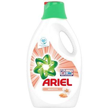 Ariel tekutý prací prostředek Sensitive 50 praní