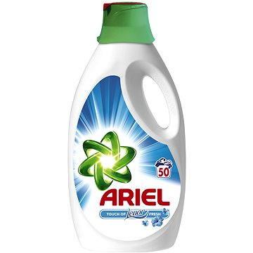 Ariel Touch of Lenor Fresh tekutý prací prostředek 50 dávek 3,5 l