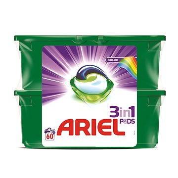 Ariel Color & Style tekuté tablety 60ks (2 x 32 ks)