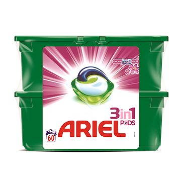 Ariel Touch of Lenor tekuté tablety 60ks (2 x 30 ks)