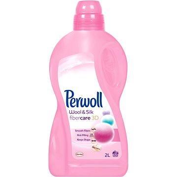 Prací gel PERWOLL Wool&Silk 2 l (33 praní) (9000100258968)