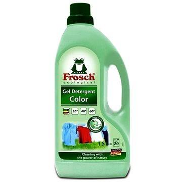 Prací gel FROSCH EKO Na praní barevného prádla 1,5 l (20 praní) (4009175150806)