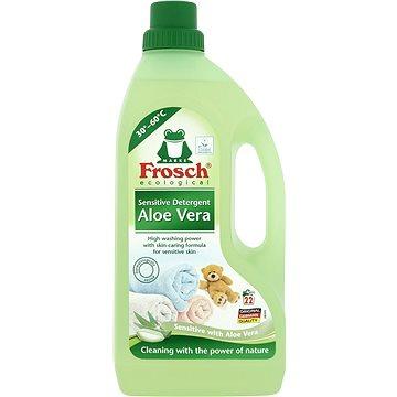 Prací gel FROSCH EKO Baby Na praní jemného a dětského prádla - aloe vera 1,5 l (20 praní) (4001499159510)