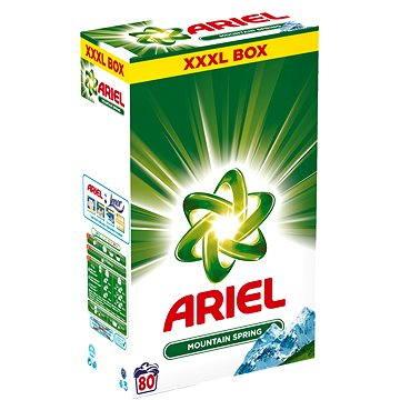 Prací prášek ARIEL Mountain Spring 6 kg (80 praní) (4084500717145)