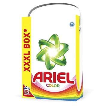 Prací prášek ARIEL Color 6 kg (80 praní) (4084500703292)