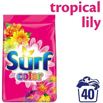 Prací prášek SURF Color Tropical Lily & Ylang Ylang 2,8 kg (40 praní) (8710908521447)