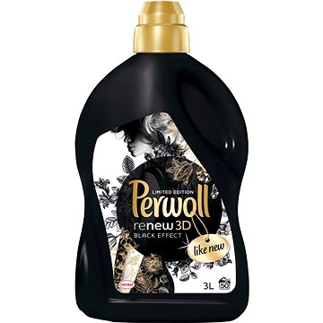 Prací gel PERWOLL Black Fashion 3 l (50 praní) (9000100783200)