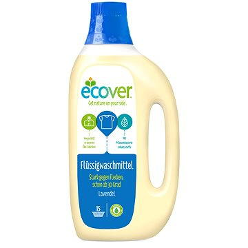 Prací gel ECOVER LEVANDULE 1,5 l (15 praní) (5412533009590)