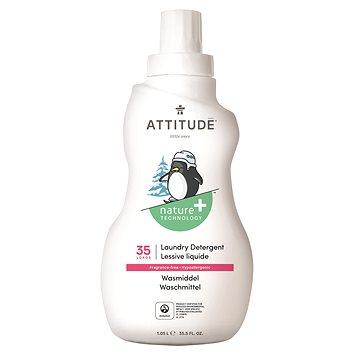 Prací gel Attitude Prací gel pro děti bez vůně 1050 ml (626232320336)