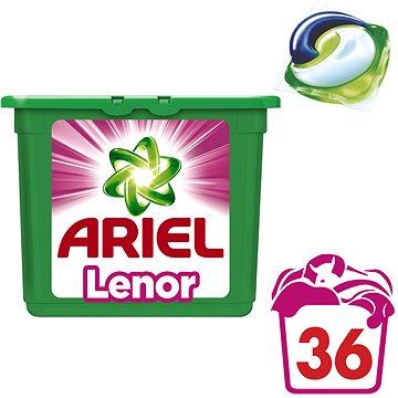 Kapsle na praní ARIEL Touch of Lenor 3in1 36 ks (36 praní) (8001090309754)