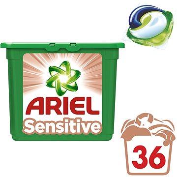 Kapsle na praní ARIEL Sensitive 3in1 36 ks (36 praní) (8001090309839)