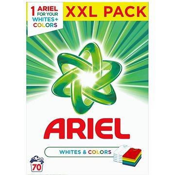 Prací prášek ARIEL Whites & Colors 5,25 kg (70 praní) (8001090381750)
