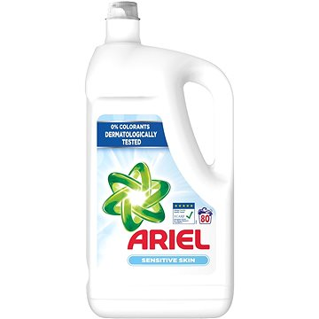 Prací gel ARIEL Sensitive 5,2 l (80 dávek) (8001090218896)