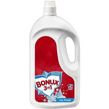 Prací gel BONUX Ice Fresh 3,9 l (60 dávek) (8001090248732)