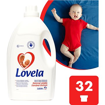 LOVELA Color 3 l (32 praní) (5900627052633)