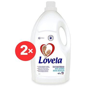 LOVELA Bílá 2× 4,7 l (100 praní)
