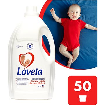 LOVELA Color 4,7 l (50 praní) (5900627071078)