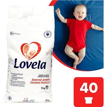 Prací prášek LOVELA Powder Color 5 kg (40 praní) (5900627044294)