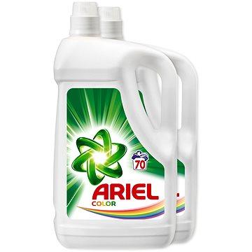 Sada drogerie ARIEL Color 2×4,55 l (2×70 praní)