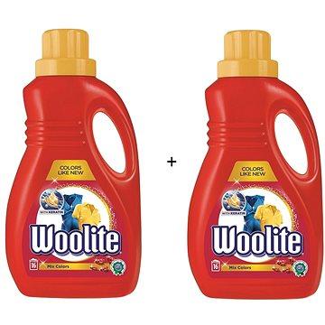 Sada WOOLITE Mix Colors 2 × 1 l (32 praní)