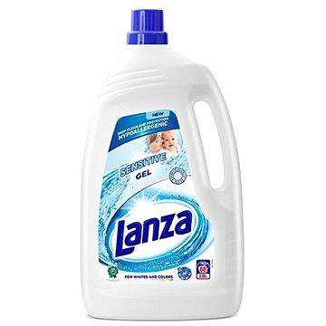 Prací gel LANZA Sensitive 3,96 l (60 praní) (8592326016664) + ZDARMA Dárek VANISH prášek 30 g