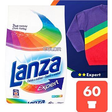 Prací prášek LANZA Expert Color 4,5 kg (60 praní) (5997321712437)