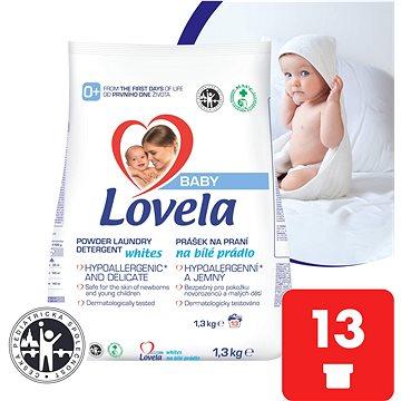 Prací prášek LOVELA Prášek bílá 1,625 kg (13 praní) (5900627009071)