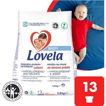 Prací prášek LOVELA Prášek color 1,625 kg (13 praní) (5900627022780)