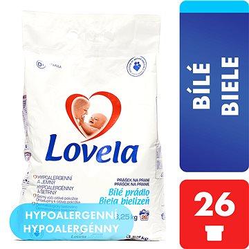 Prací prášek LOVELA Prášek bílá 3,25 kg (26 praní) (5900627011937)
