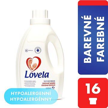 Prací gel LOVELA Gel color 1,5 l (16 praní) (5900627022742)