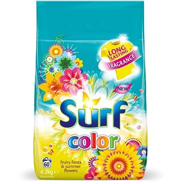 SURF Color Fruity Fiesta 4,20 kg (60 praní) (8714100006016)