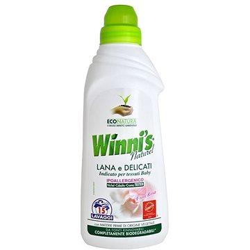 Ekologický prací gel WINNI´S Lana 750 ml (15 praní) (8002295034373)