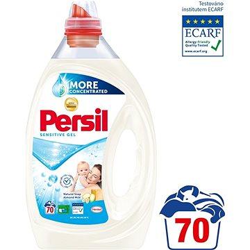 Prací gel PERSIL Sensitive Gel 5,11 l (70 praní) (9000100848572)