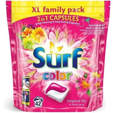 SURF Color Tropical 2v1 42 ks (42 praní) (8710447192214)