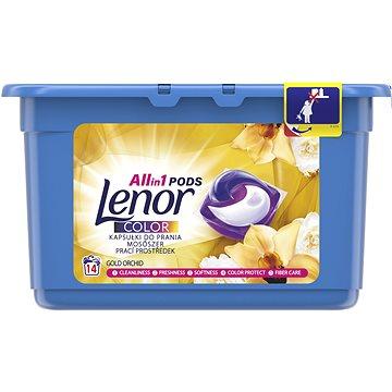 LENOR Silk Orchid 3v1 14 ks (8001090645968)